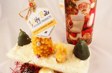 Win a Beautiful Christmas Candle Gift Set!