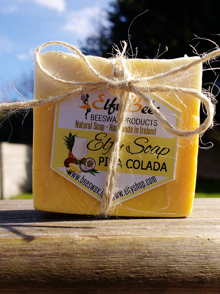 Organic Piña Colada Bar Soap