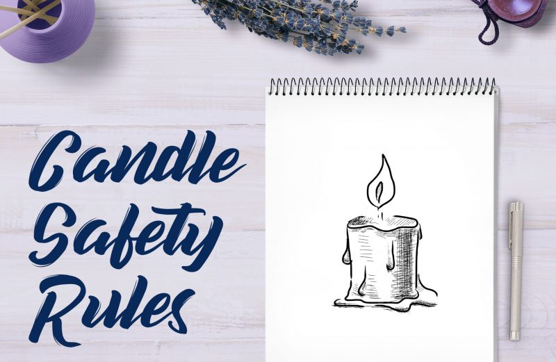 Candle Safety Rules