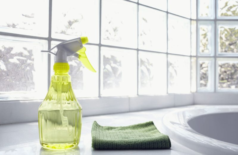 Green Cleaning Recipe For the Whole House