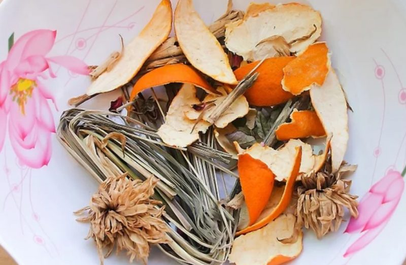 Homemade Citrus Potpourri